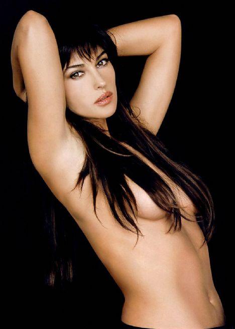 2- Monica Belluci